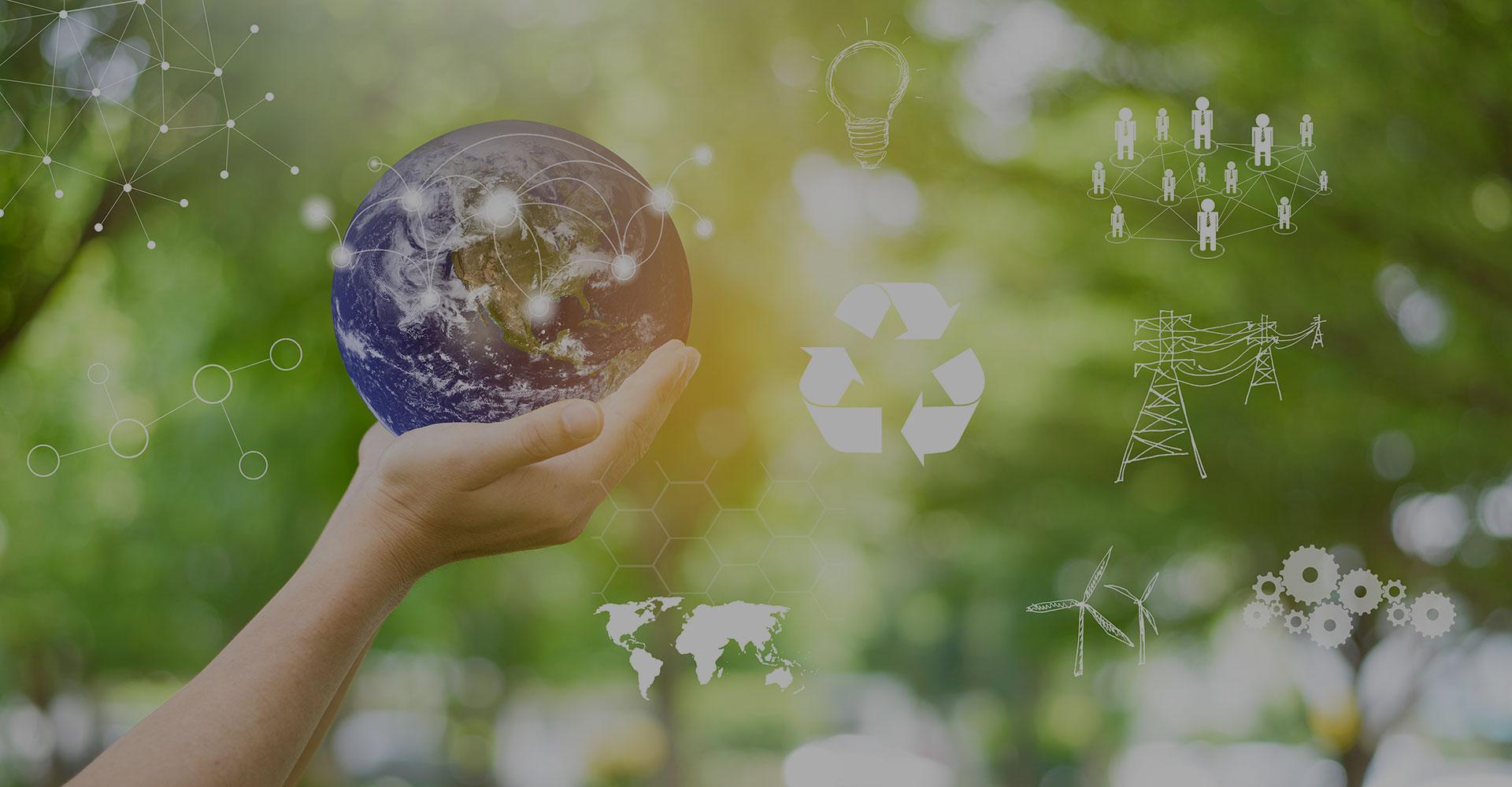 Bienvenidos a la sostenibilidad digital
